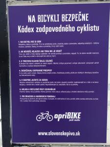 pravidla cyklistu