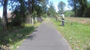Starostlivosť o cyklochodník