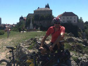 Veszprém - hrad a ja