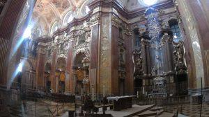 Kostol v opátstve Melk - umenie alebo gýč?
