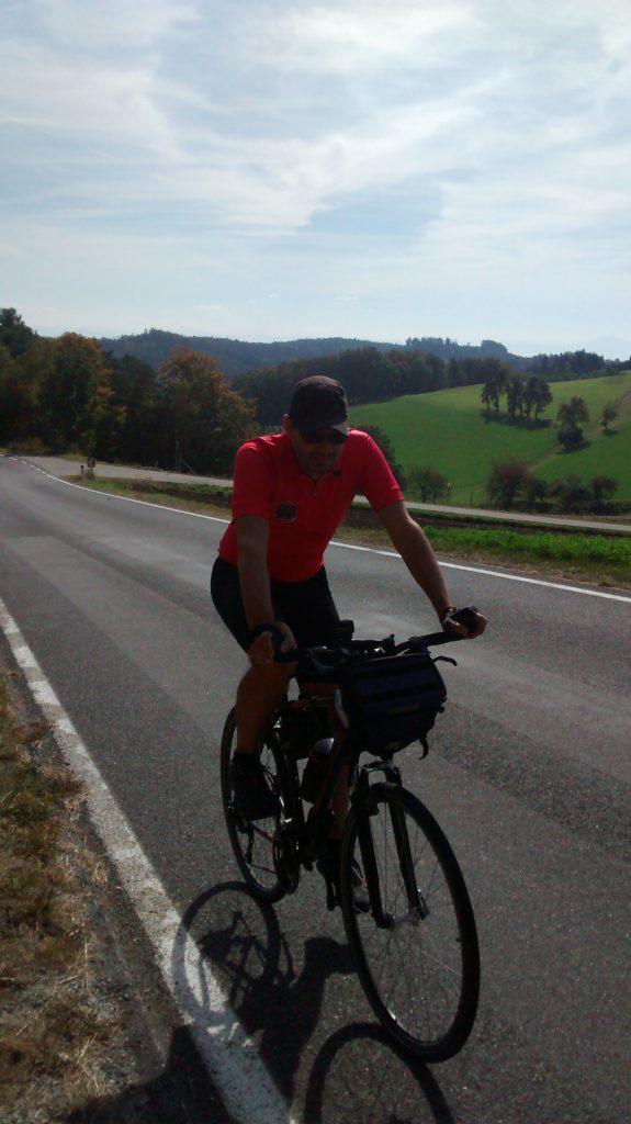 Ten výstup bol šialený, prevýšenie cez 500m na asi 7 kilometroch.